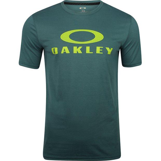 Oakley Sueded O-Hydrolix Mesh Bark Shirt Apparel
