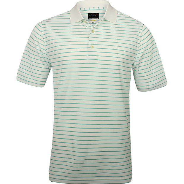 Greg Norman Protek Micro Pique Stripe 455 Shirt Apparel