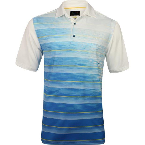 Greg Norman Pacific Stretch Shirt Apparel