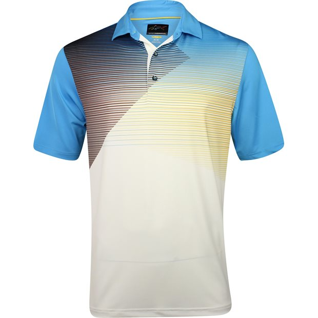 Greg Norman Gale Stretch Shirt Apparel