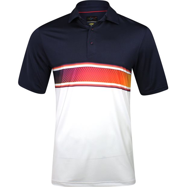 Greg Norman Weatherknit Equinox Stretch Shirt Apparel