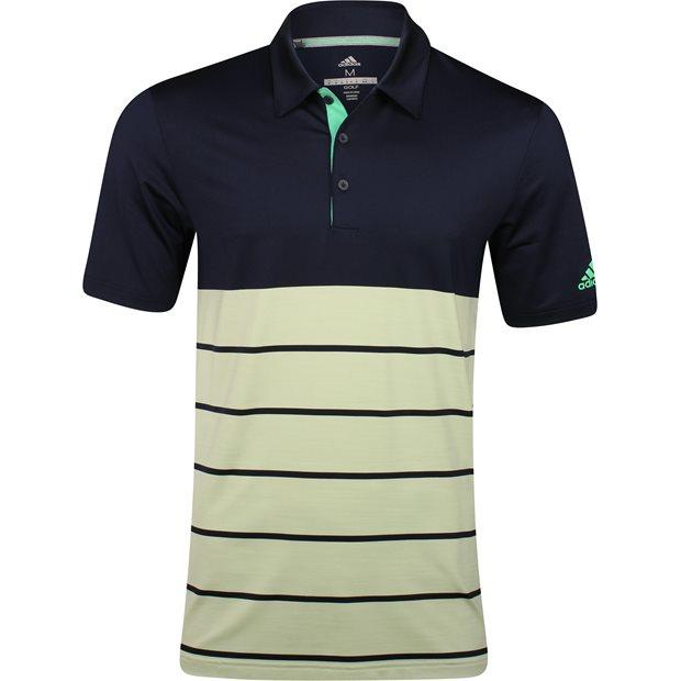 Adidas Ultimate 365 Heather Stripe Shirt Apparel