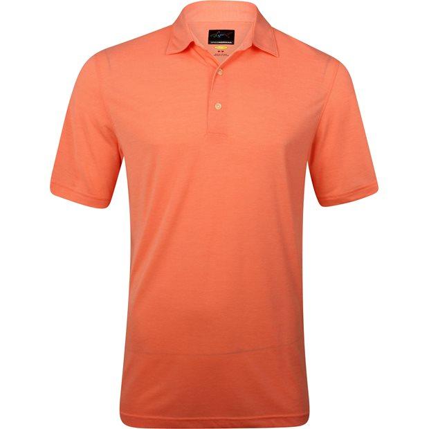 Greg Norman Forward Series Heathered Shirt Apparel