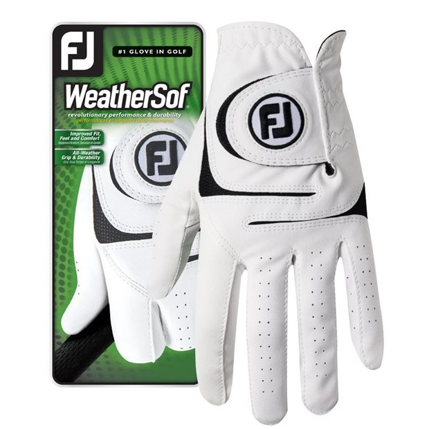 FootJoy WeatherSof 2017 Golf Glove Gloves