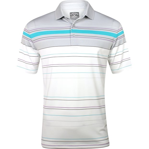 Callaway Engineered Stretch Stripe Shirt Apparel