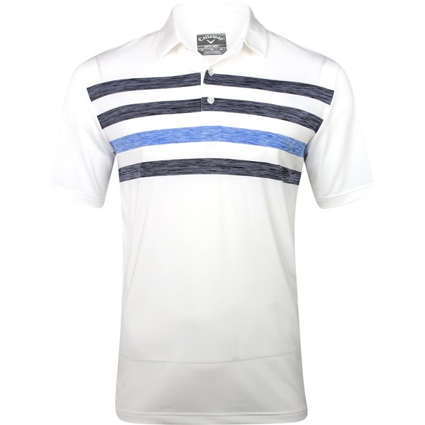 Callaway Space Dye Stripe Shirt Apparel