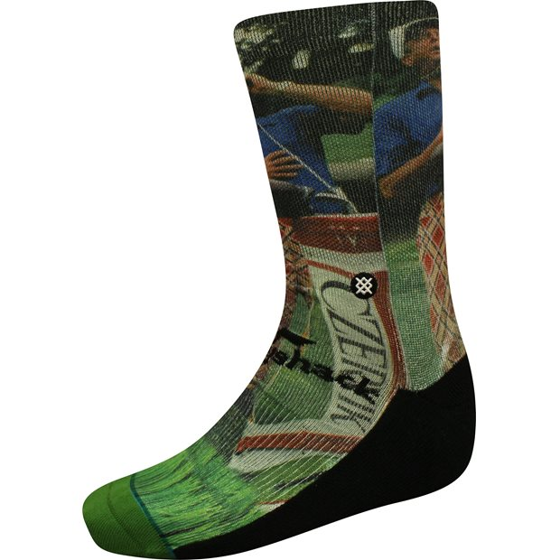 Stance Call Time Socks Apparel