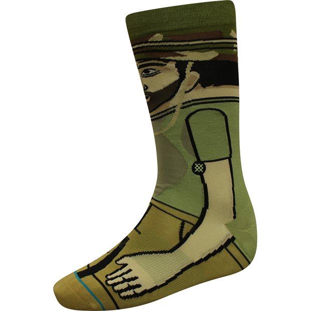 Stance Spackler Socks Apparel