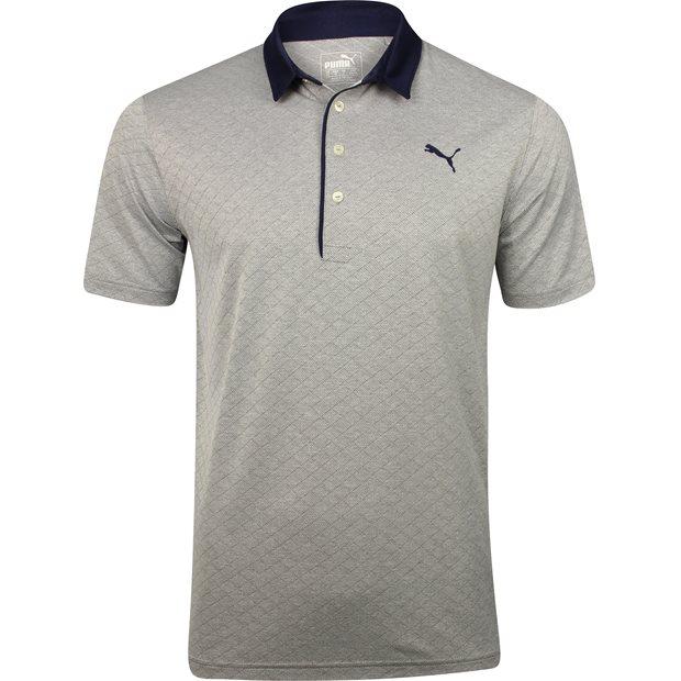 Puma Diamond Jaquard Shirt Apparel