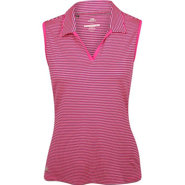 Adidas Ultimate 365 Stripe Sleeveless Shirt Apparel