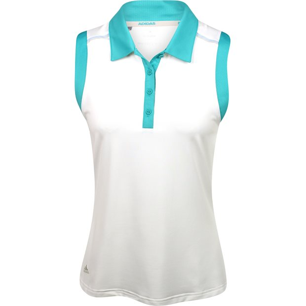 Adidas 2 Tone Sleeveless Shirt Apparel