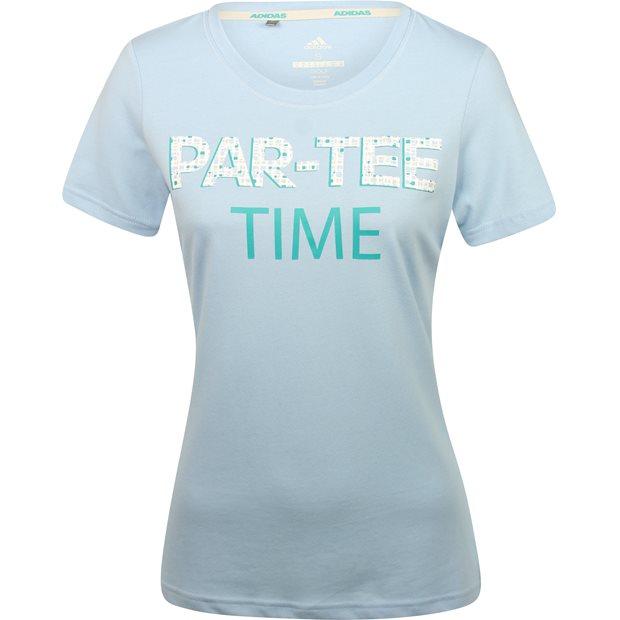 Adidas Par Tee T-Shirt Shirt Apparel