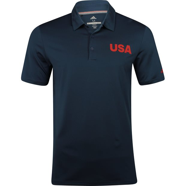 Adidas Ultimate 365 Solid USA Shirt Apparel