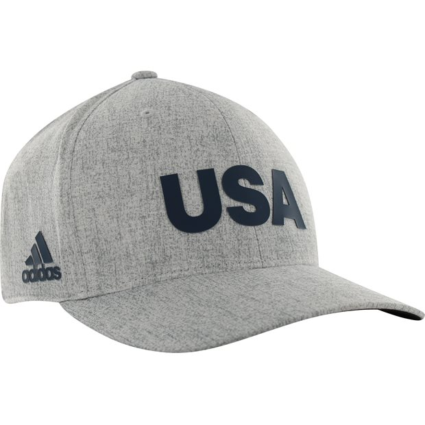 Adidas Adi Heathered USA Headwear Apparel