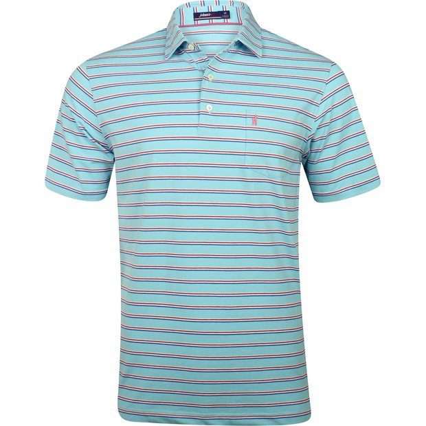 Johnnie-O Battle Striped Shirt Apparel