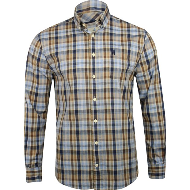 Johnnie-O Hangin Out Fletcher Button Up Shirt Apparel