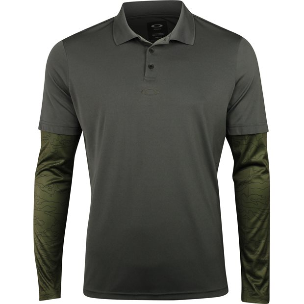 Oakley Printed Sleeve L/S Shirt Apparel
