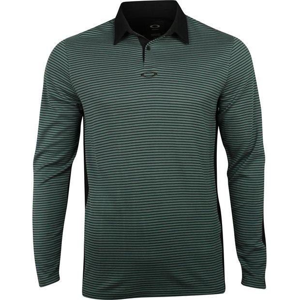 Oakley Striped L/S Shirt Apparel