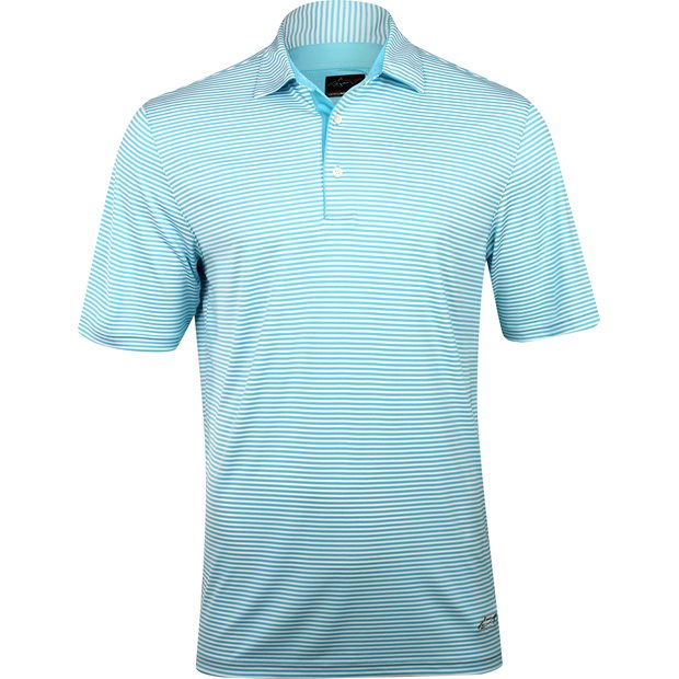 Greg Norman ML75 Bar Stripe 470 Shirt Apparel