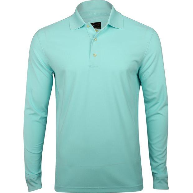 Greg Norman Solar XP Weatherknit L/S Shirt Apparel