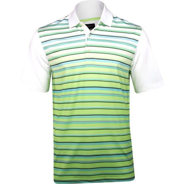 Greg Norman Weatherknit Fade Shirt Apparel