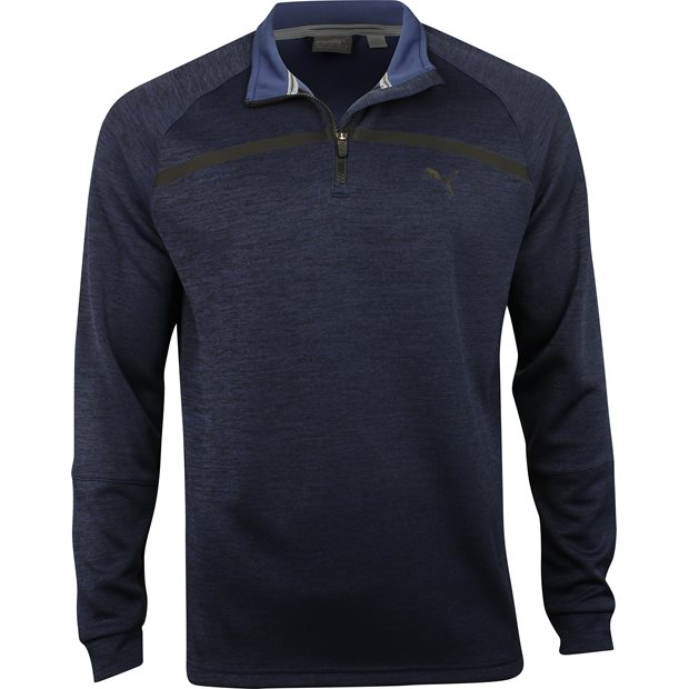 Puma PWRWarm Bonded ¼ Zip Outerwear Apparel