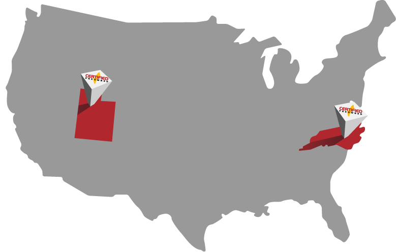 Delivery Locations
