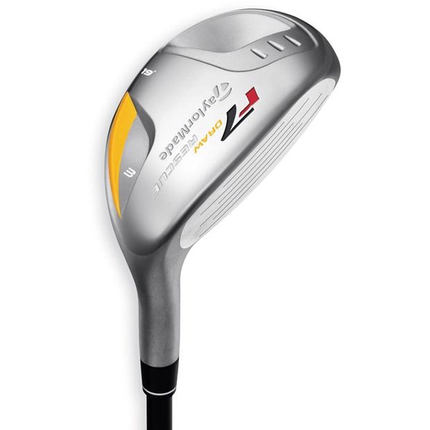 TaylorMade r7 Draw Rescue Hybrid Preowned Golf Club