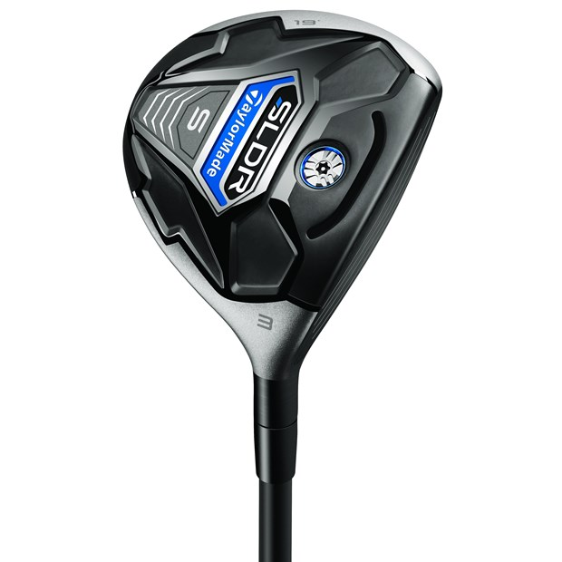 TaylorMade SLDR S Fairway Wood Preowned Golf Club