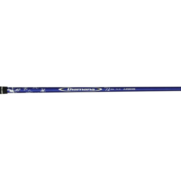 Mitsubishi Rayon Diamana S+ Blue 72 Shafts Preowned Bag