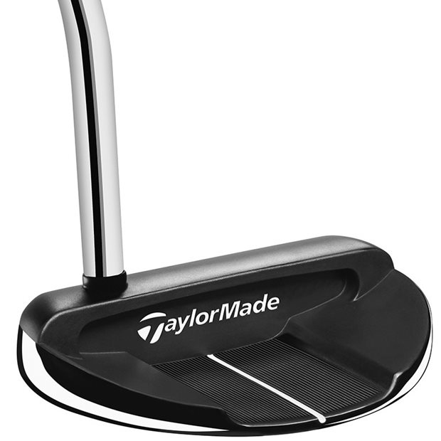 TaylorMade Ghost Tour Black Monte Carlo SuperStroke Putter Preowned Golf Club