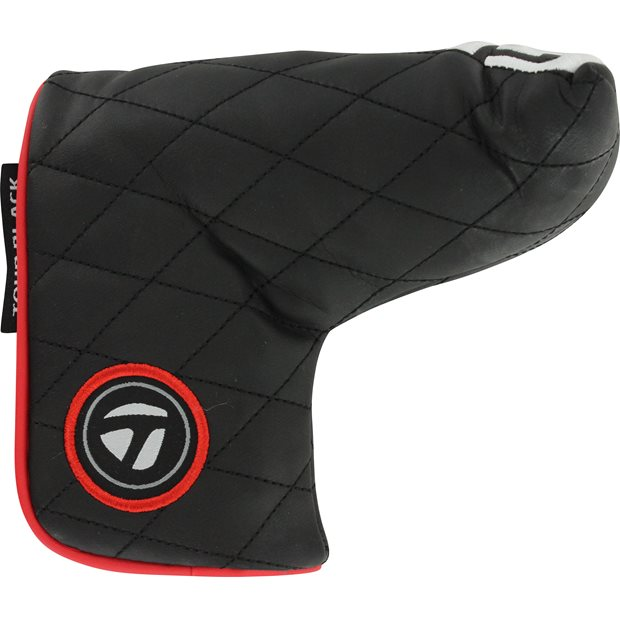 TaylorMade Ghost Tour Black Blade Putter Headcover Preowned Accessory