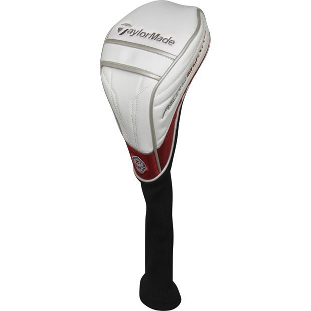 TaylorMade AeroBurner TP Driver Headcover Preowned Accessory