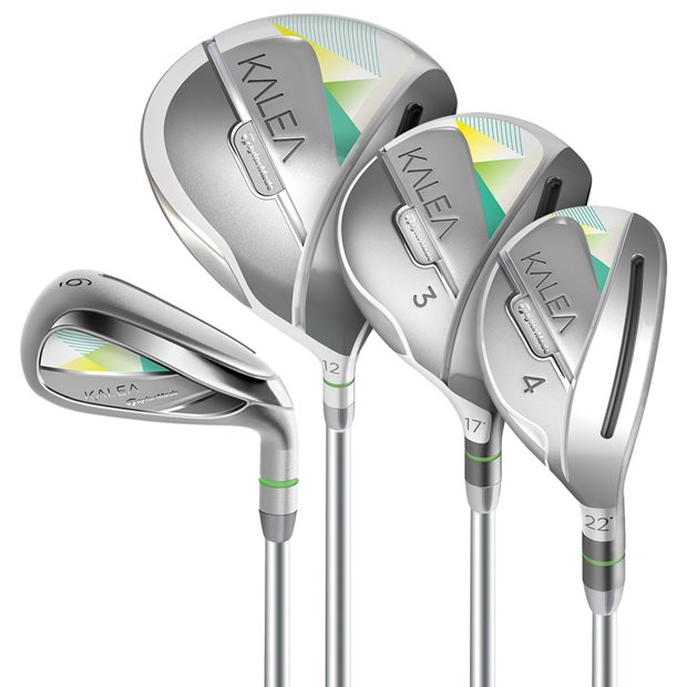 TaylorMade Kalea No Bag Club Set Preowned Golf Club