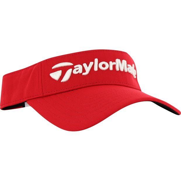 TaylorMade Performance Apparel Headwear Visor at ... 4dc529c8cdb