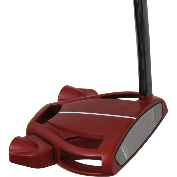 TaylorMade Spider Itsy Bitsy Limited Edition Red Putter Preowned Golf Club