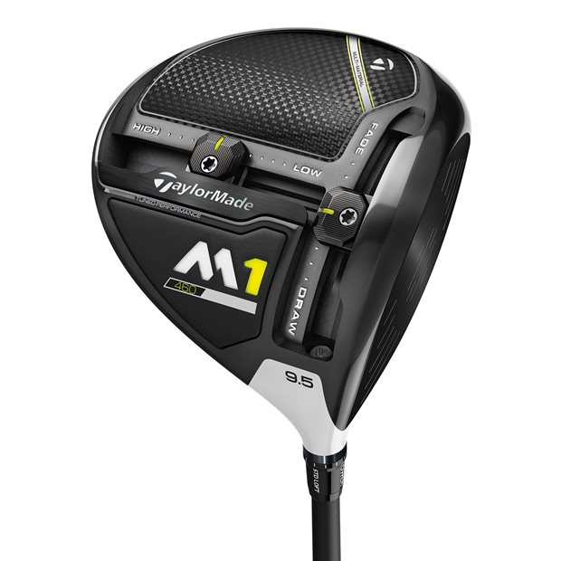TaylorMade M1 460 2017 Driver Preowned Golf Club
