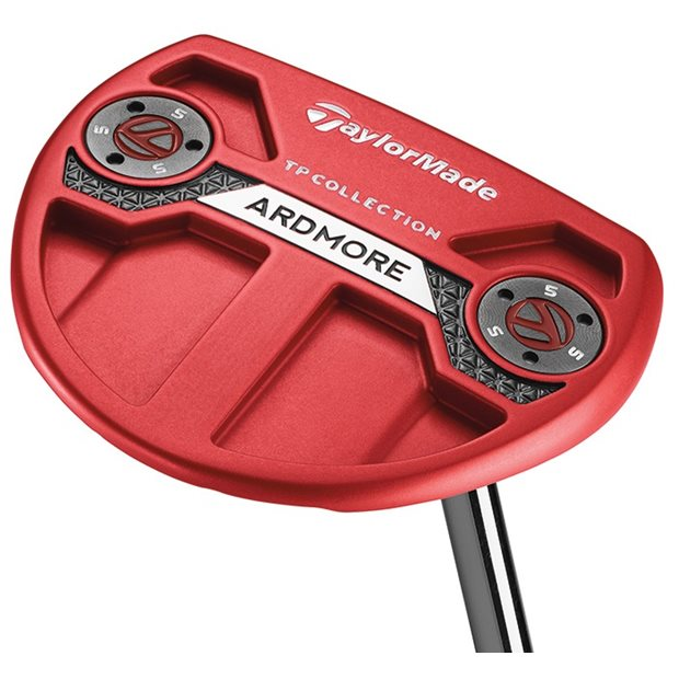 TaylorMade TP Red Collection Ardmore CS SuperStroke Putter Preowned Golf Club