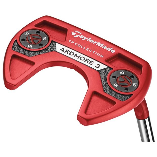 TaylorMade TP Red Collection Ardmore 3 SuperStroke Putter Preowned Golf Club
