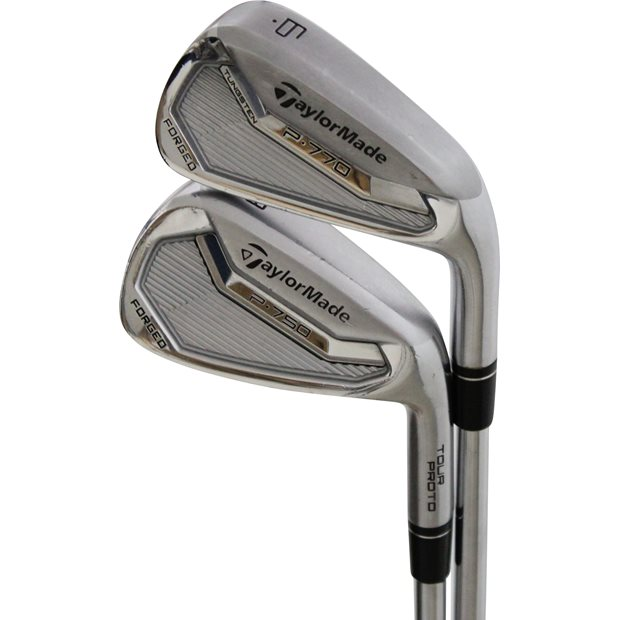 TaylorMade P750/P770 Combo Iron Set Preowned Golf Club