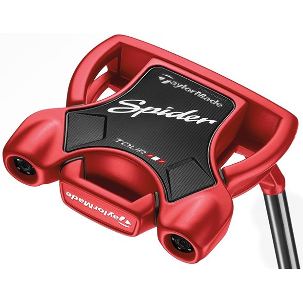 TaylorMade Spider Tour Red #3 Putter Preowned Golf Club