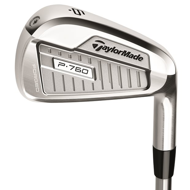 TaylorMade P760 Iron Set Preowned Golf Club