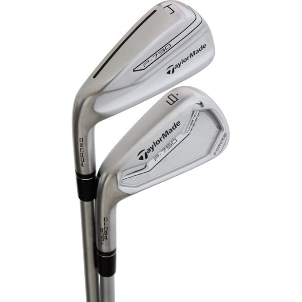 TaylorMade P750/P790 Combo Iron Set Preowned Golf Club