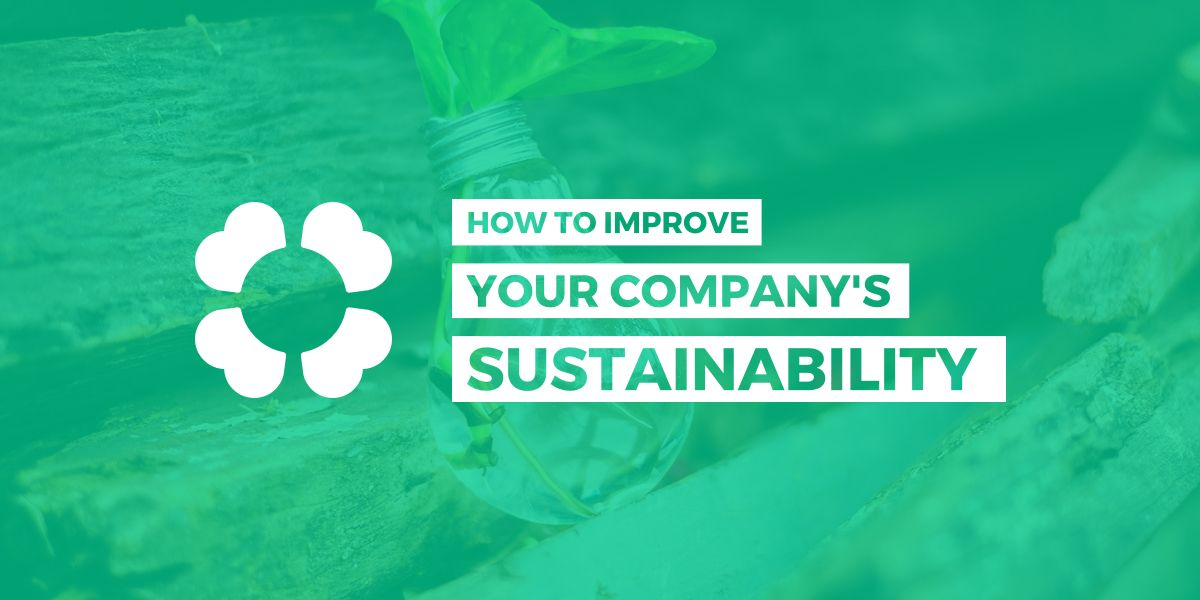 How to improve your company's sustainability