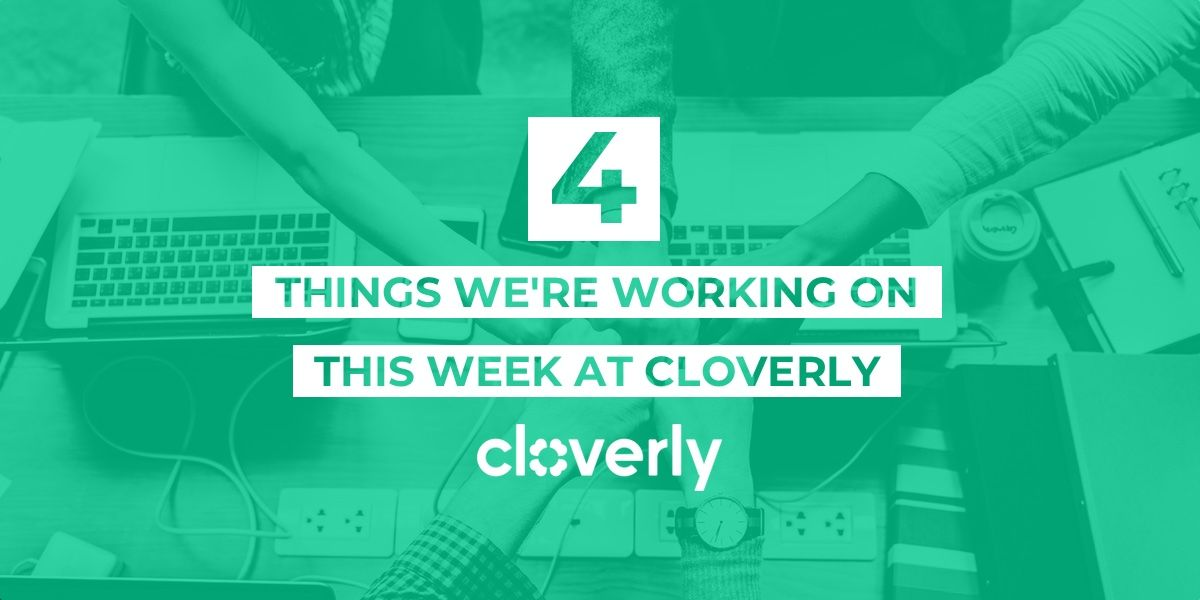 4 things we're working on this week at Cloverly