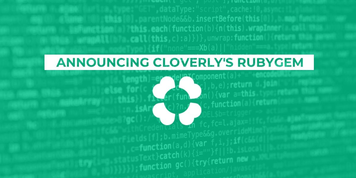 Announcing Cloverly's RubyGem