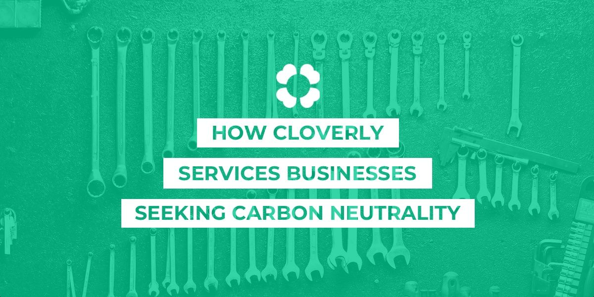 How Cloverly services businesses seeking carbon neutrality