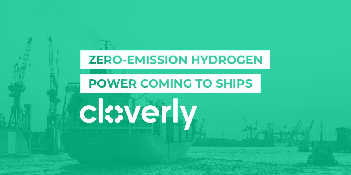 Zero-emission hydrogen power coming to ships
