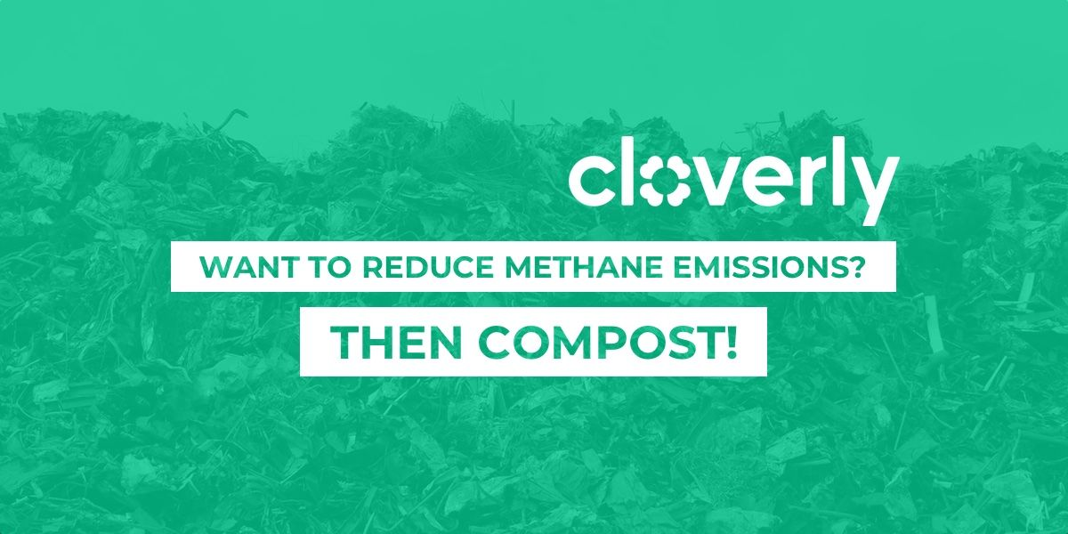 Want to reduce methane emissions? Then compost!