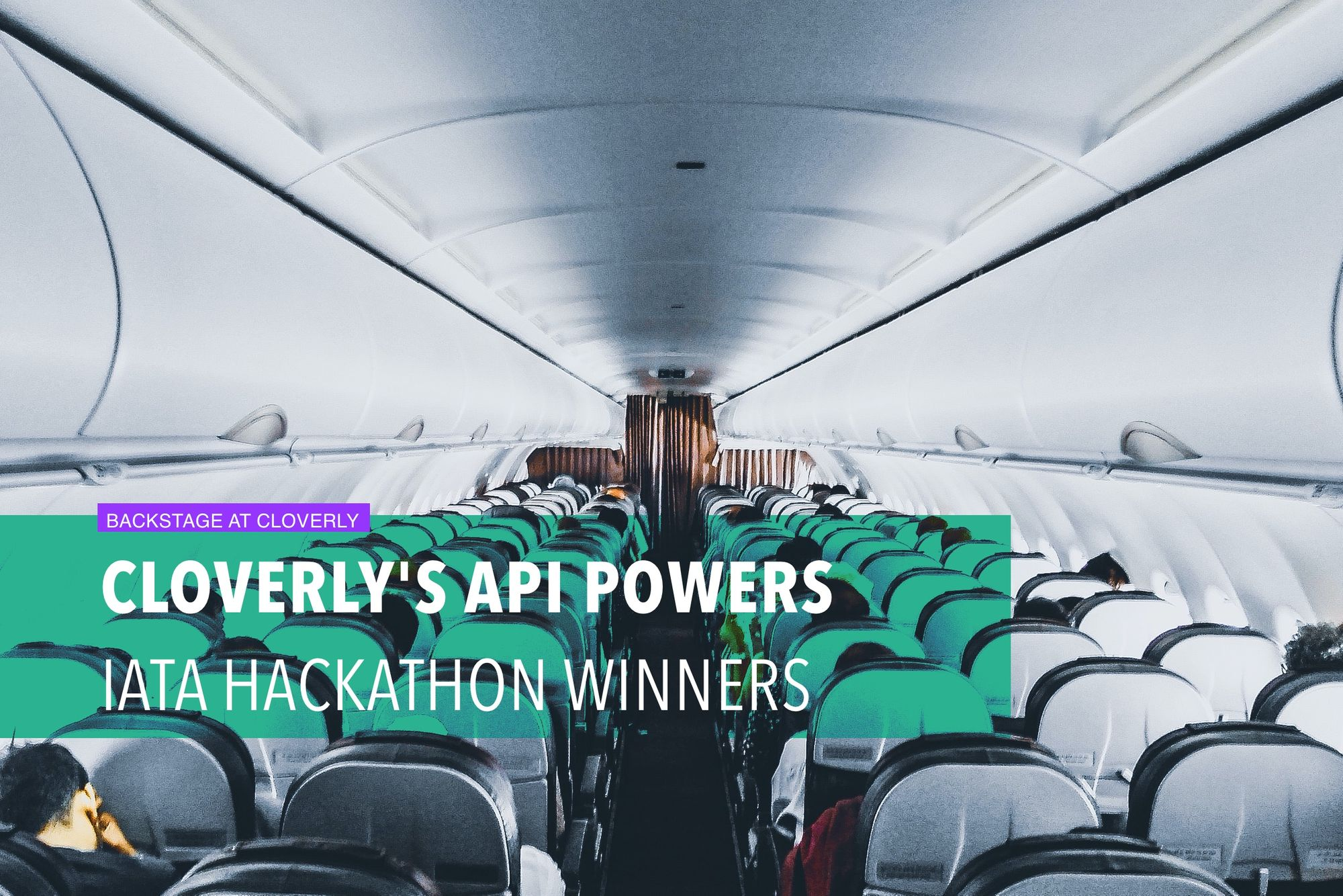 Cloverly's API powers IATA Hackathon winners